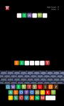 Word Shooter Free screenshot 5/6