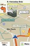 Navigation for Brazil - iGO My way 2010 screenshot 1/1