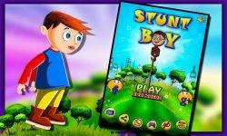 Stunt Boy Street Balance Game screenshot 1/4