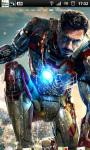 Iron Man 3 Live Wallpaper 1 screenshot 1/3