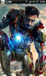 Iron Man 3 Live Wallpaper 1 screenshot 2/3