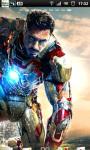 Iron Man 3 Live Wallpaper 1 screenshot 3/3
