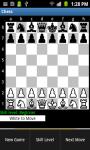 Chess Game Multiple Level screenshot 1/3