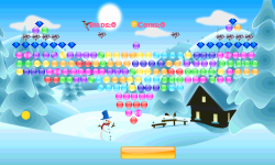 Bubble Diamond Breaker screenshot 1/6