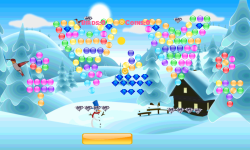Bubble Diamond Breaker screenshot 2/6