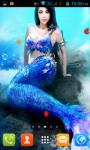 Mermaid Live Wallpaper Best screenshot 2/3