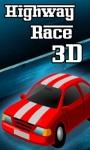 Highway Race 3D screenshot 1/1