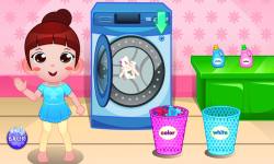 Baby Born Cloths Washing screenshot 2/5