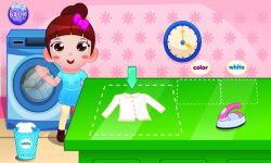 Baby Born Cloths Washing screenshot 4/5