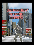 Terrorist Attack In City screenshot 1/3