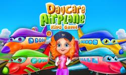 Daycare Airplane Kids Game screenshot 1/6