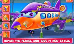 Daycare Airplane Kids Game screenshot 3/6