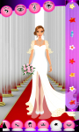 Wedding Dress Up Games screenshot 3/6