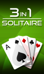 3in1 Solitaire screenshot 1/6
