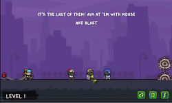 Zomblaster Kill Zombies screenshot 1/4