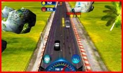 Police Car Racing in City 3D screenshot 2/3