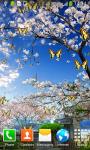 Sakura Tree Live Wallpapers screenshot 4/6