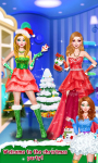 Christmas Doll Party Makeover screenshot 1/5