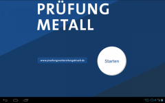 Prufung Metall specific screenshot 5/6