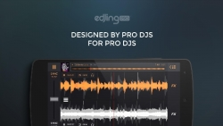 edjing PRO - Mixer per DJ exclusive screenshot 2/6