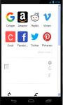 Browser Spot screenshot 1/3