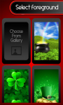 Zipper Lock Screen – Clovers screenshot 3/6