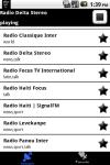 HaitiRadio  Pro screenshot 2/3