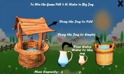 Water Jug Puzzle Fun Game screenshot 4/5