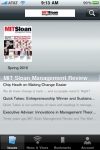 MIT Sloan Management Review screenshot 1/1