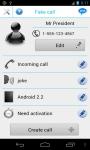 MoDaCo Fake Calls screenshot 1/2