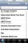 CliniCal screenshot 1/1