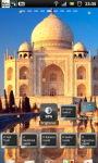 Taj Mahal India Mausoleum Live Wallpaper screenshot 1/6