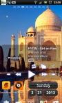 Taj Mahal India Mausoleum Live Wallpaper screenshot 3/6