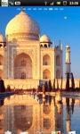 Taj Mahal India Mausoleum Live Wallpaper screenshot 4/6