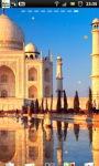 Taj Mahal India Mausoleum Live Wallpaper screenshot 5/6