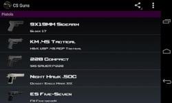 CS Guns Game screenshot 2/6