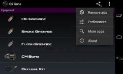 CS Guns Game screenshot 3/6