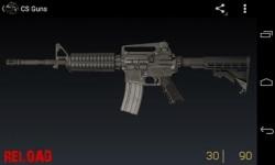 CS Guns Game screenshot 5/6