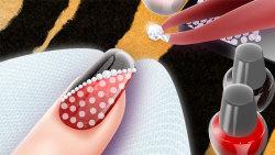 Nail Design Game Free screenshot 1/6