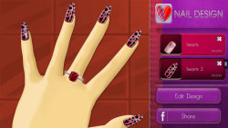 Nail Design Game Free screenshot 4/6