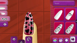 Nail Design Game Free screenshot 5/6
