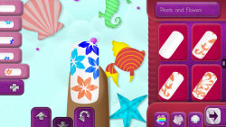 Nail Design Game Free screenshot 6/6