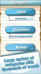 Hangman – Word Guessing Game screenshot 3/5