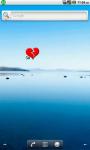 Broken Heart Battery Widget screenshot 2/4