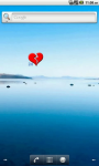 Broken Heart Battery Widget screenshot 3/4