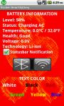 Broken Heart Battery Widget screenshot 4/4