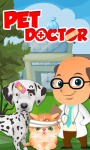 Pet Vet Doctor screenshot 1/5