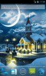 Winter Night LWP screenshot 1/4