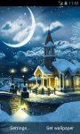 Winter Night LWP screenshot 2/4
