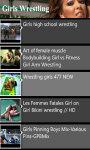 Girls Wrestling Videos w8 screenshot 3/3